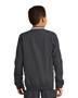 Sport-Tek® YST62 Boys Tipped V-Neck Raglan Wind Shirt