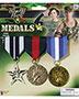Halloween Costumes FM66224 Unisex Combat Hero Medals 3 Set