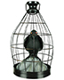 Halloween Costumes SS50448G Unisex Crow In Cage Animated