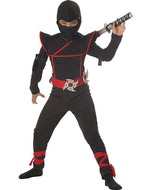 California Costumes 00228 Boys Stealth Ninja / Child at GotApparel