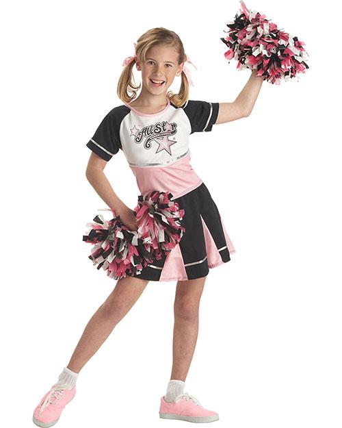 California Costumes 00270 Girls All Star Cheerleader / Child at GotApparel