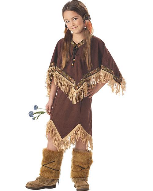 California Costumes 00309 Girls Princess Wildflower / Child at GotApparel