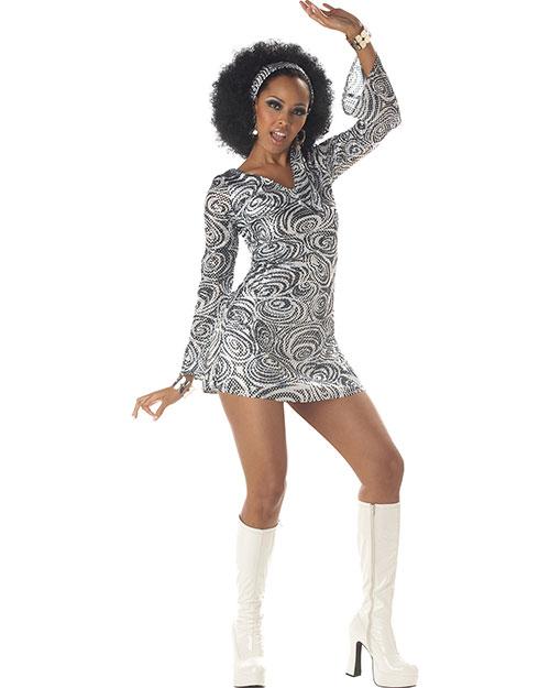 California Costumes 00956 Women Disco Diva / Adult at GotApparel