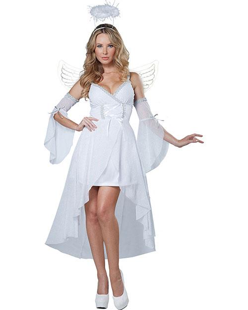 California Costumes 01099 Women Heavens Angel / Adult at GotApparel