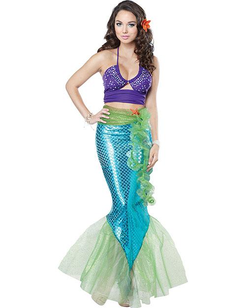 California Costumes 01252 Women Mythic Mermaid / Adult at GotApparel