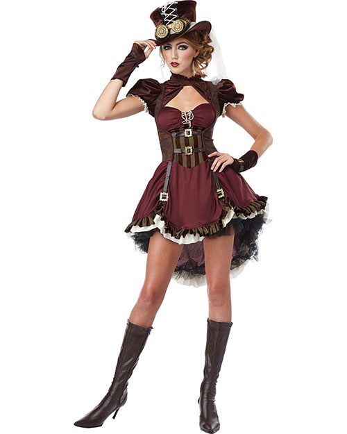 California Costumes 01281 Women Steampunk Girl / Adult at GotApparel
