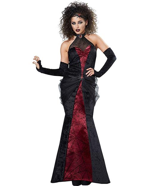 California Costumes 01381 Women Black Widow Woman / Adult at GotApparel
