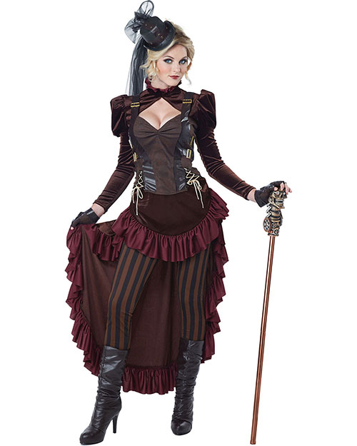 California Costumes 01573 Women Victorian Steampunk / Adult at GotApparel