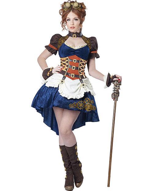 California Costumes 01576 Women Steampunk Fantasy / Adult at GotApparel