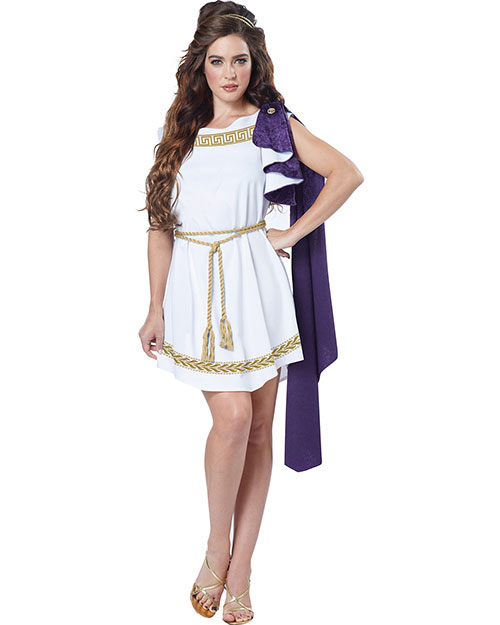 California Costumes 01591 Women Grecian Toga Dress / Adult at GotApparel