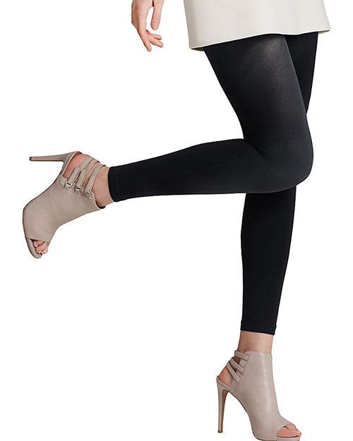 Leggs 02001 Women Energy Collection Opaque Footless Tight at GotApparel