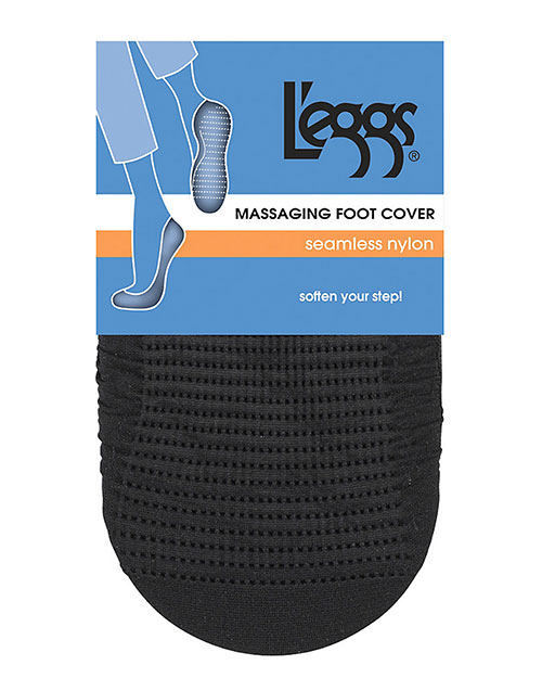 Leggs 03925 Women Seamless Nylon Foot Cover at GotApparel