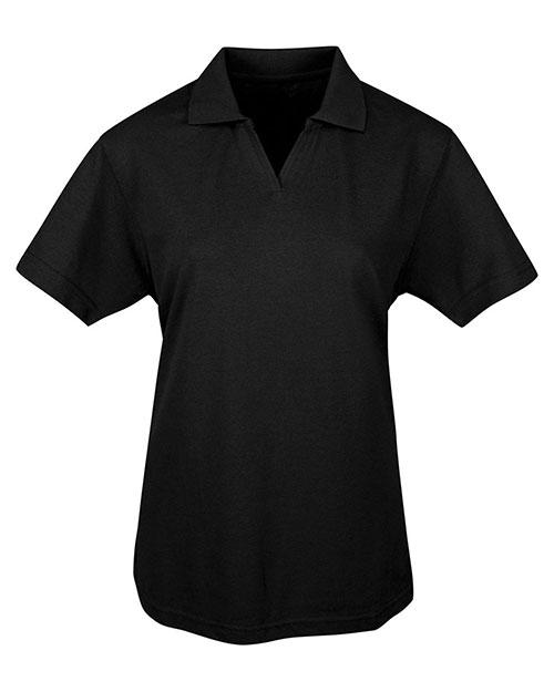 Tri-Mountain 091 Women Newport Johnny Collar Golf Shirt at GotApparel