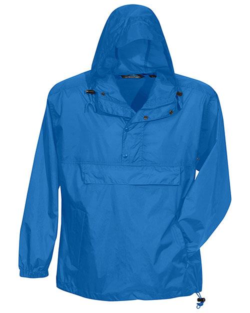 Tri-Mountain 1000 Men Navigator Unlined Anorak Hooded Jacket at GotApparel
