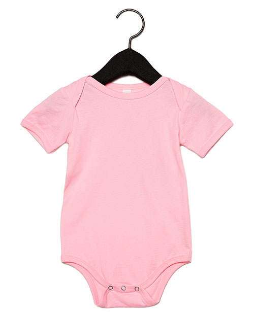 Bella + Canvas 100B Infants & Toddlers Jersey Short-Sleeve One-Piece at GotApparel
