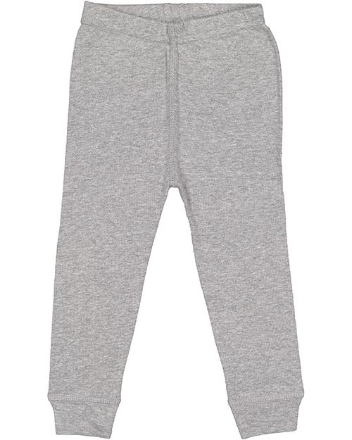 Rabbit Skins 102Z Infant 5.0 oz Baby Rib Pajama Pant at GotApparel