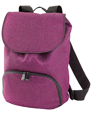 Augusta 1105 Unisex Glitter Backpack at GotApparel