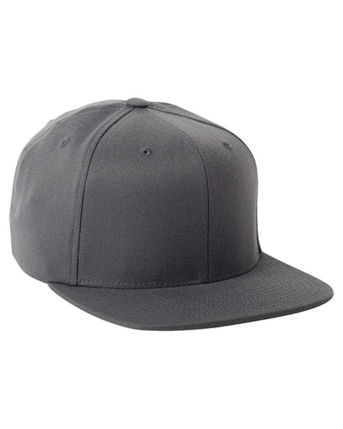 Yupoong 110F Men Fitted Classic Shape Cap at GotApparel