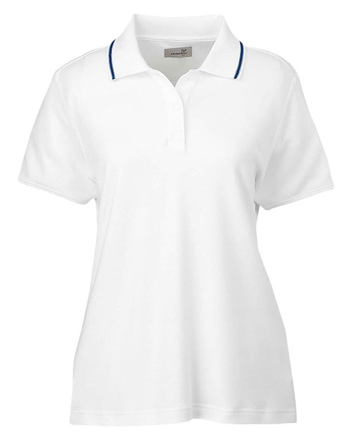 Ashworth 1149C Women Performance Wicking Blend Polo at GotApparel