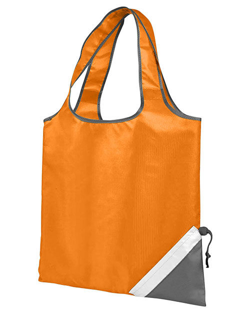 Gemline 1182 Unisex Foldaway Shopper Tote at GotApparel