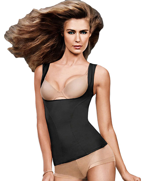 Maidenform 11866 Women Dream Shapewear WYOB Torsette 3X, 4X at GotApparel