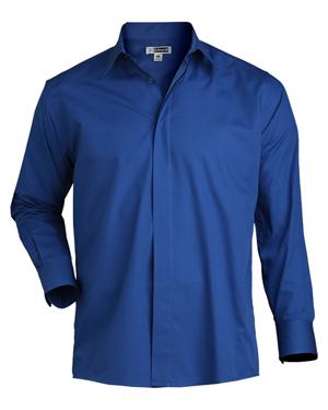 Edwards 1290 Men Cafe Long-Sleeve Shirt at GotApparel