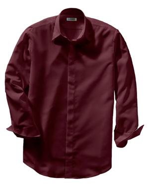 Edwards 1291 Men Long Batiste Cafe Shirt at GotApparel