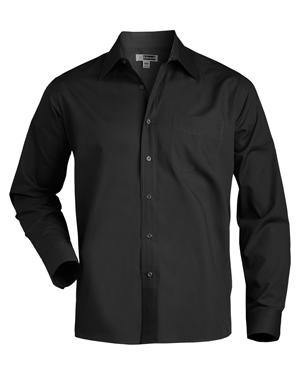Edwards 1363 Men Long-Sleeve Broadcloth Shirt at GotApparel
