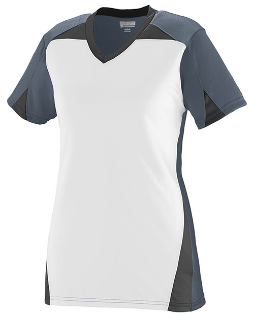 Augusta 1365 Women Matrix Jersey at GotApparel