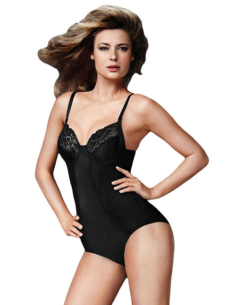 Maidenform 1456 Women Body Briefer at GotApparel