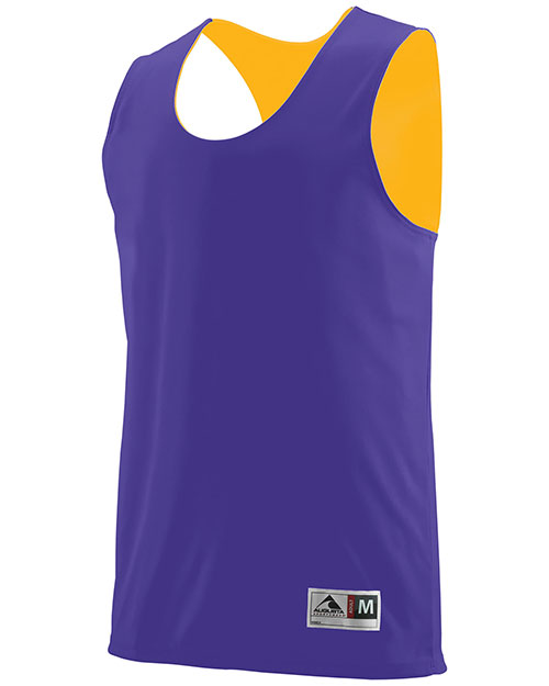 Augusta 148 Adult Reversible Wicking Tank at GotApparel