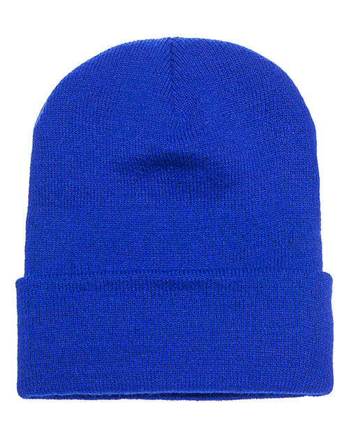 Yupoong 1501 Unisex Cuffed Knit Beanie at GotApparel