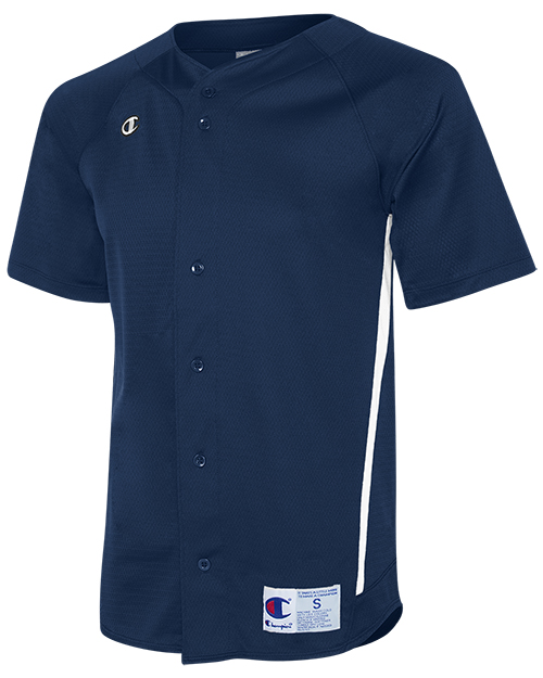 Champion 15028TY boys Jersey F/Button at GotApparel