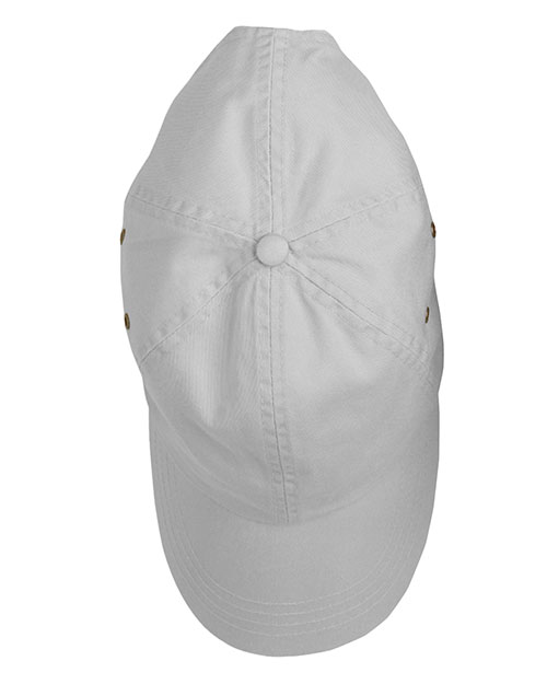 Anvil 156 Unisex Solid Lowprofile Twill Cap at GotApparel