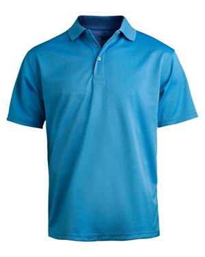 Edwards 1576 Men's Hi Performance Mesh Polo Shirt at GotApparel