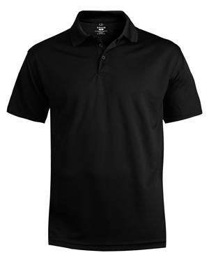 Edwards 1580 Men Performance Flat-Knit Polo Shirt at GotApparel