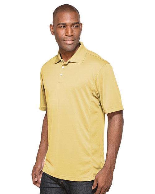 Tri-Mountain 158 Men Vigor Poly Ultracool Pique Golf Shirt at GotApparel