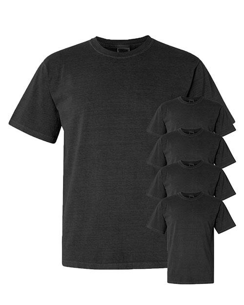 Comfort Colors C1717 Men Heavyweight Rs T-Shirt 5-Pack at GotApparel