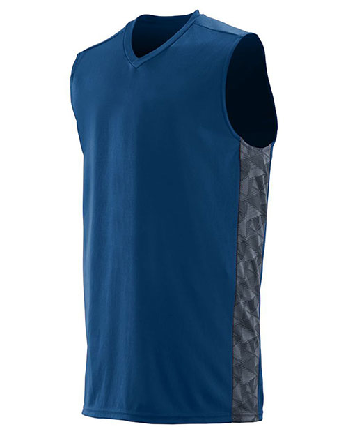 Augusta 1720 Adult Fast Break Game Jersey at GotApparel