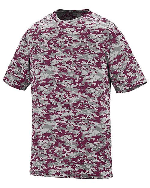 Augusta 1799 Boys Digi Camo T-Shirt at GotApparel
