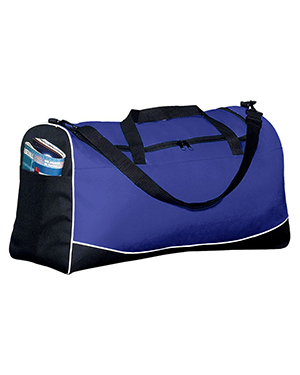 Augusta 1911 Unisex Large Tri-Color Sport Bag at GotApparel