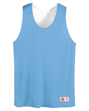 Augusta 198 Boys Tricot Mesh Reversible Tank at GotApparel