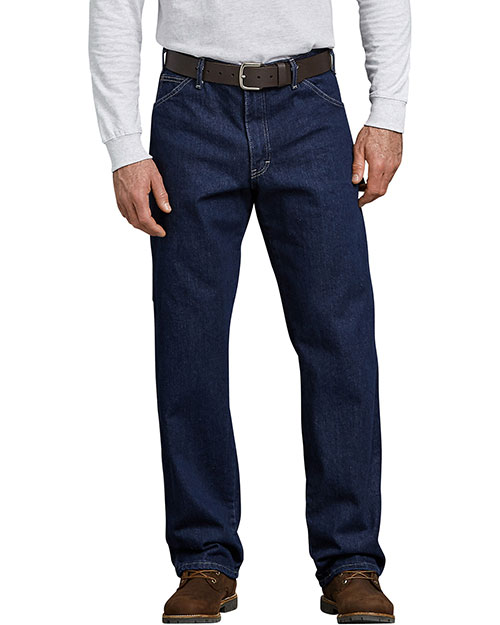Dickies 1993 Unisex Relaxed Fit Carpenter Denim Jean Pant at GotApparel