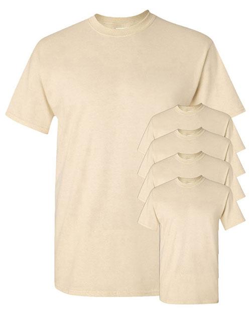 Gildan G200 Men Ultra Cotton 6 Oz. T-Shirt 5-Pack at GotApparel