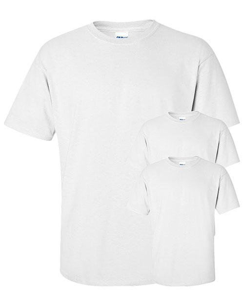 Gildan G200 Men Ultra Cotton 6 Oz. T-Shirt 3-Pack at GotApparel