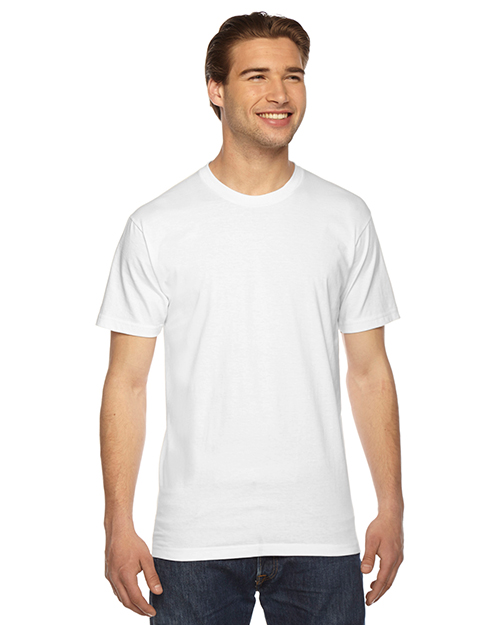 Custom Embroidered American Apparel 20010 Fine Jersey T at GotApparel