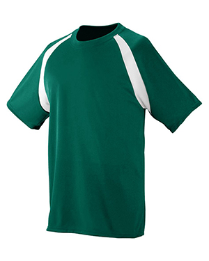 Augusta 218 Men Wicking Color Block Soccer Jersey at GotApparel