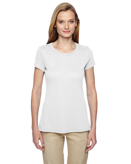 Jerzees 21WR Women 5.3 Oz. 100% Polyester Sport T-Shirt at GotApparel