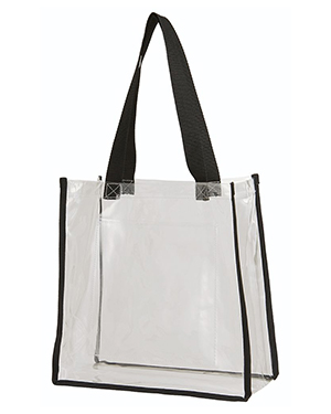 Augusta 2201 Women Clear Tote at GotApparel