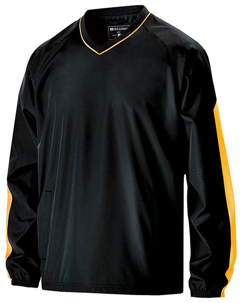 Holloway 229019 Men Polyester Bionic Windshirt at GotApparel